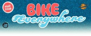 Bike Everywhere Month